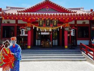 The Naminoue Shrine