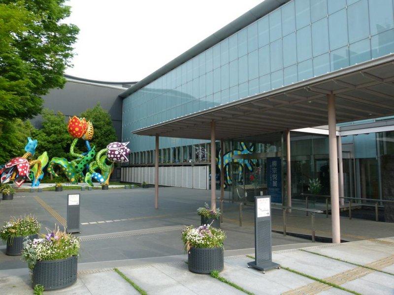 Matsumoto City Museum of Art - Nagano - Japan Travel - Tourism Guide, Japan M...