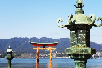 Miyajima and Heaven