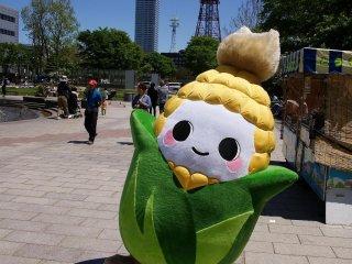 Pour certaines raisons, je me sens comme un épi de maïs