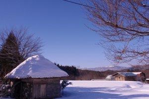 Yamaguchi's water mill