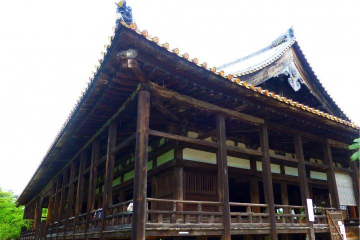 Miyajima's Hall of 1000 Tatami Mats