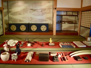 As Nagasaki was Japan's gateway to the rest of the world, there are examples of what kinds of artifacts were brought to the city