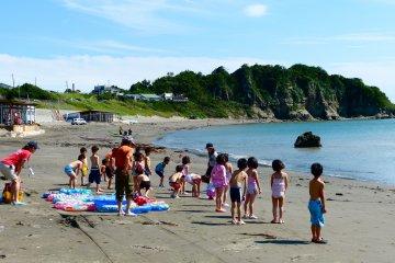 Hayama Choja-ga-saki Beach
