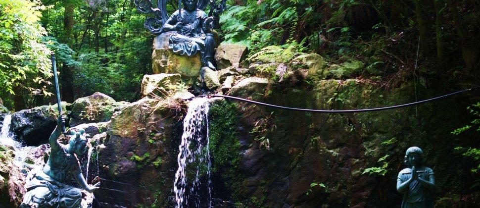 Koonji no Okunoin Temple