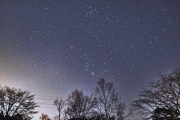 Starry Nights in Japan: Achi Village