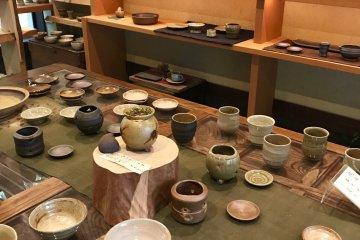 Mimoroyaki Workshop