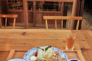 Nagasaka Restaurant in Matsuyama