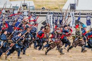 Heat of the battle
