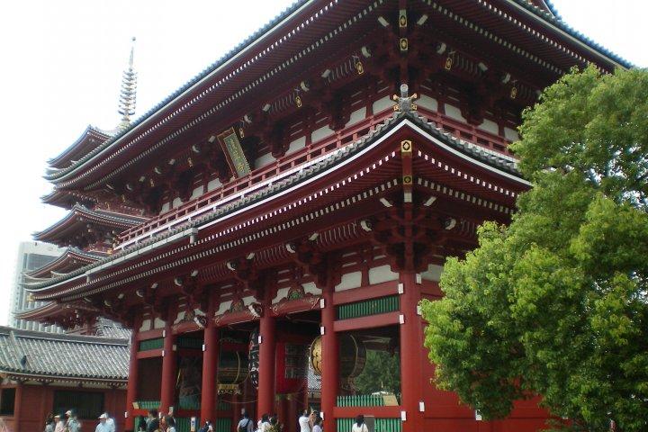 Sensoji Buddhist Temple