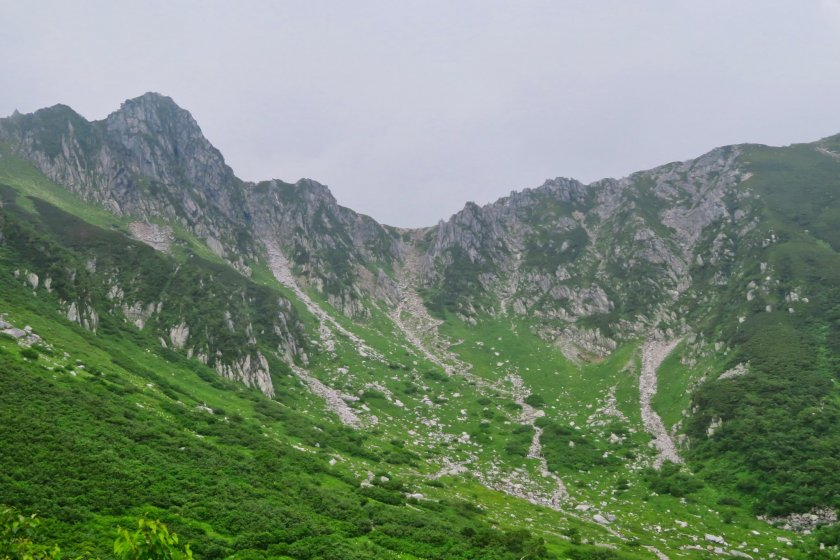 Senjojiki Valley