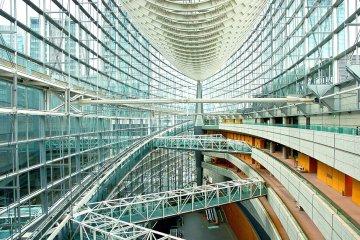 Олимпийская арена 2020: Международный Форум Токио