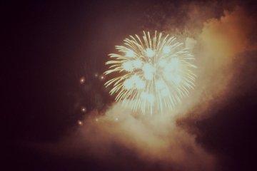 Festival Kembang Api Kure