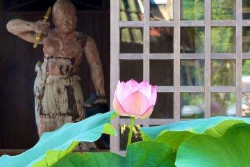 Shuzen-ji Shigetsu-den Temple