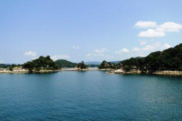 อุทยานแห่งชาติ Kujukushima