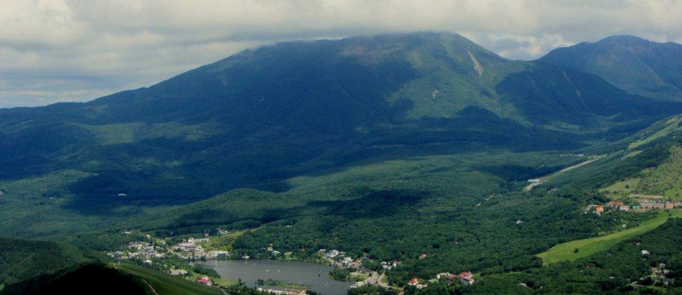 車山高原スキー場の夏