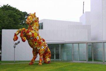 [2013夏‧東北四祭] 十和田市現代美術館