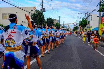 Lễ hội Kutchan Jagamatsuri
