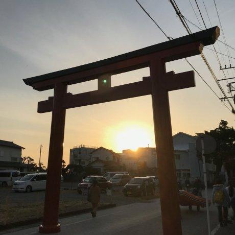 Morito Shrine: A Sacred Place by the Sea