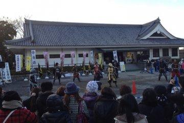 Mikawa Bushi and Ieyasu Museum