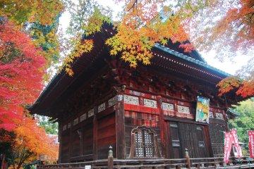 Shimabuji Temple in Chichibu