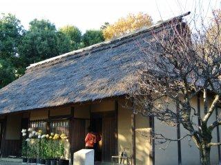 Tsunashima farm house (Edo Era)