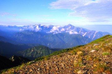 ปีนเขาโหดเกินร้อย ณ ภูเขา Karamatsu