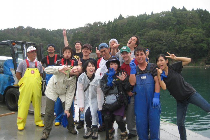 Minamisanriku Earth Camp Experience