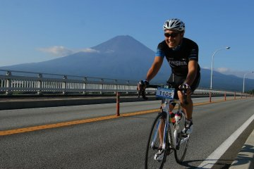 Mt. Fuji Long Ride Bike Event  - Sept 9 (Sun)