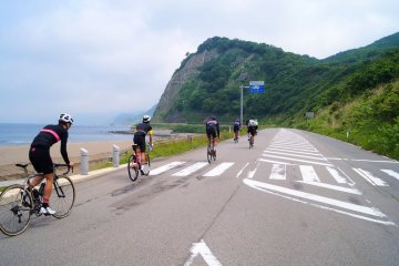 Aomori Bike and Sightseeing Tour (Advanced)