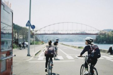 JapanTravel Original: 4-day Shimanami Kaido Luxury Cycling Tour