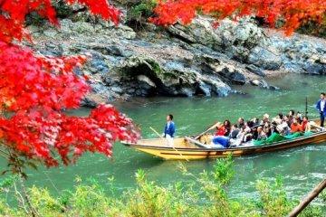 Kibune Visit and Hozugawa River Cruise