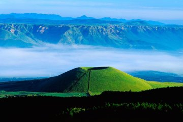 Mount Aso Volcano Walking Tour