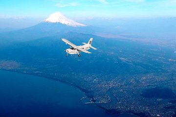 Mt. Fuji Flight Tour
