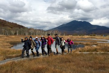 Oze National Park Hiking Tour, Sep 15-16
