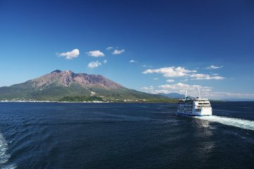 Sakurajima Shore Excursion for Cruise Ship Passengers