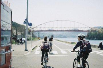 Shimanami Kaido Bike Tour Deluxe