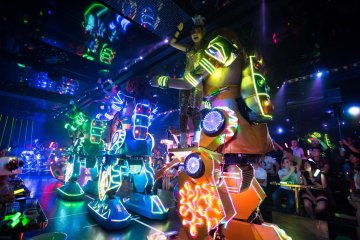Robot Restaurant Show