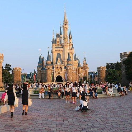 Taman Hiburan Tokyo Disneyland