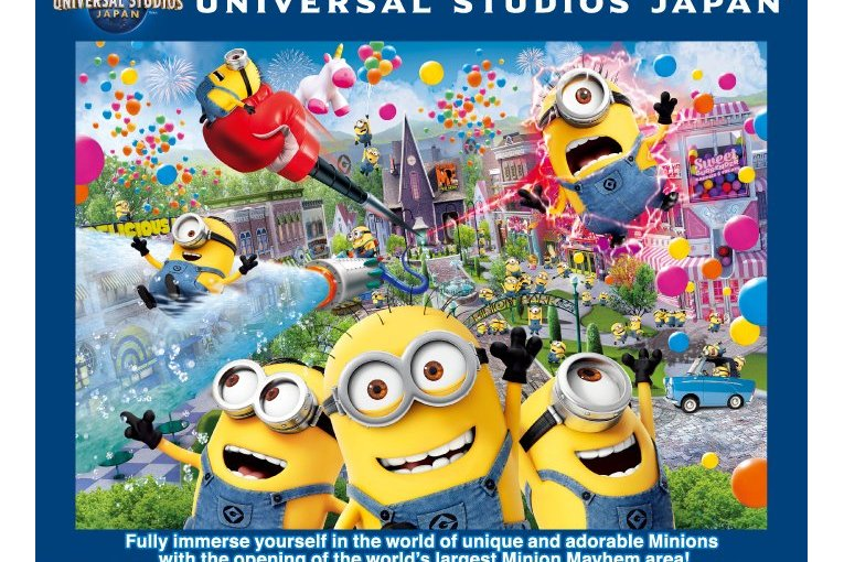 USJ Universal Studios Japan Osaka Tickets (Official Partner)