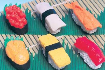 Sushi Souvenirs