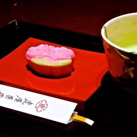 可能是日本最好的绿茶点心店