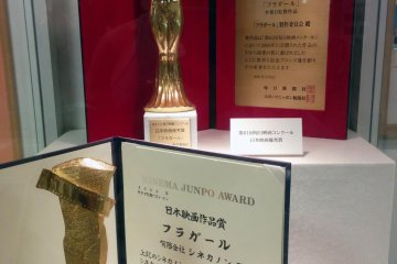 <p>The Hula Girls movie is great, and that&#39;s just my opinion. It has won several cinema awards, proudly displayed here.&nbsp;</p>