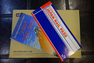 <p>เอกสารยืนยันการซื้อ JR Rail Pass เพื่อนำไปแลกบัตรจริงที่ญี่ปุ่น พร้อมคู่มือการใช้</p>