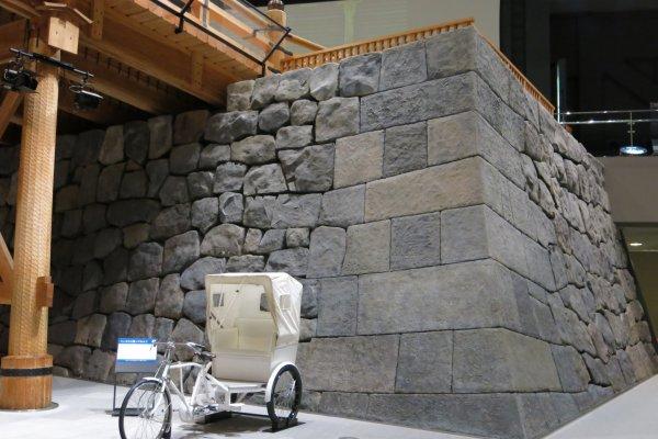 นิทรรศการถาวรที่พิพิธภัณฑ์เอโดะ-โตเกียว