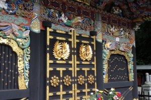 Zuihoden. A Date clan tomb