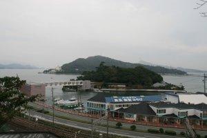 Pulau Mutiara Mikimoto, Toba