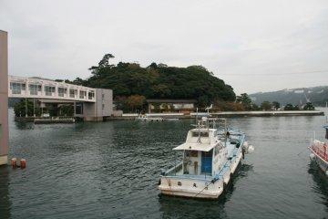 Mikimoto Pearl Island, home of Mikimoto Pearls.