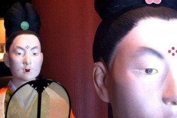 오사카 성 근처의 역사 박물관