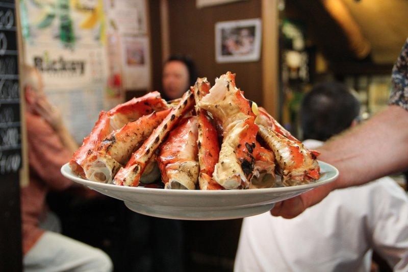great food at andy s shin hinotomo 東京 japan travel